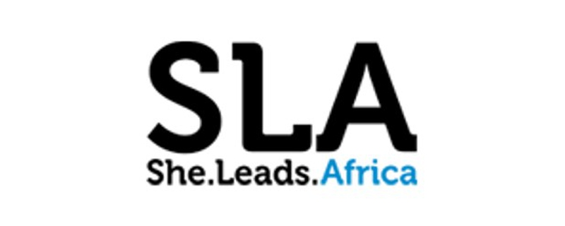 She Leads Africa logo - Movemeback African opportunity