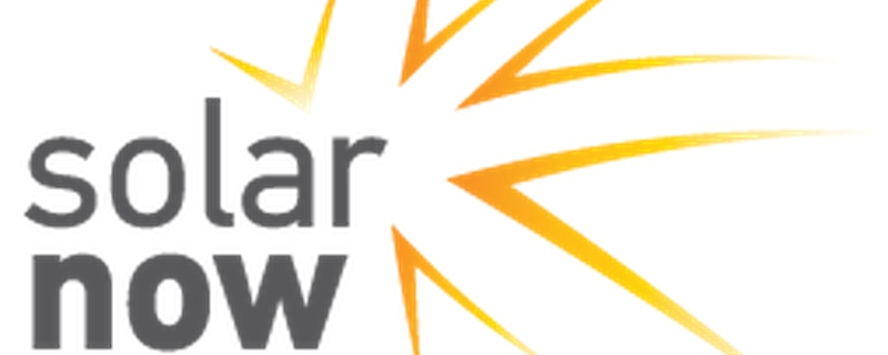 SolarNow logo - Movemeback African opportunity