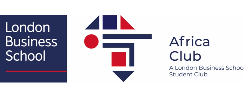 London Business School Africa Club logo - Movemeback African event