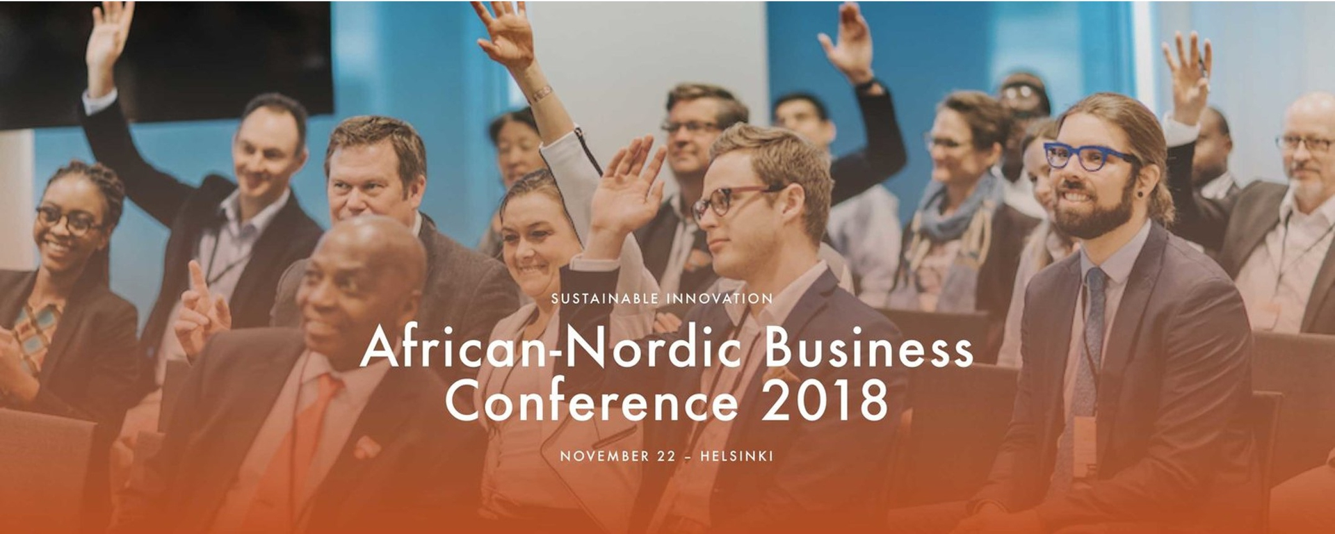 Springboard - African-Nordic Business Conference 2018 Movemeback African event cover image