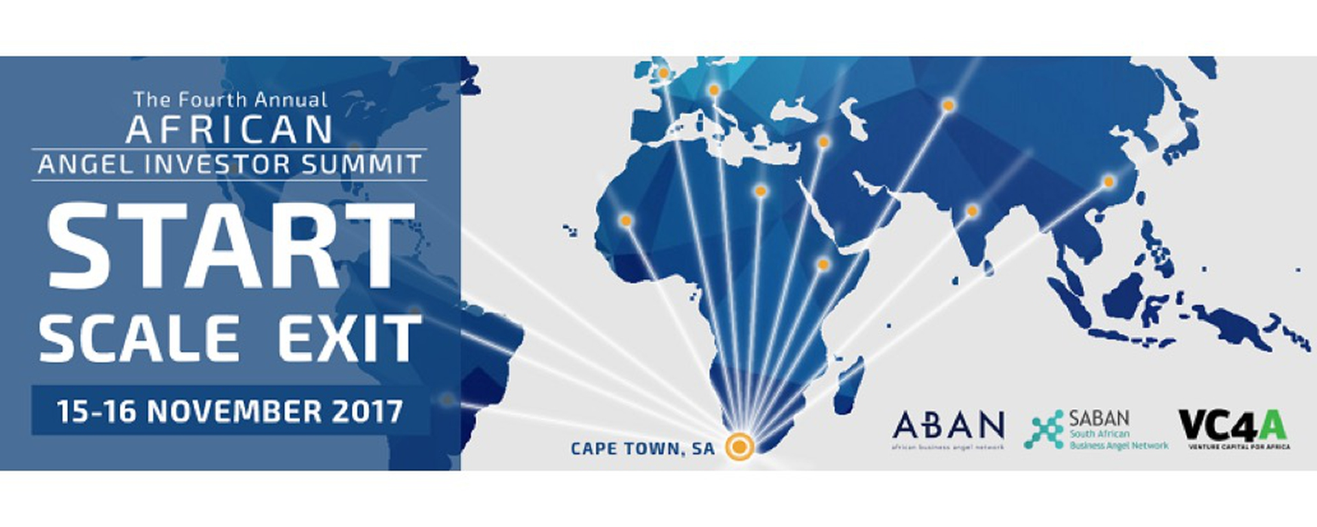 African Business Angel Network - 4th Annual Investor Summit Movemeback African event cover image