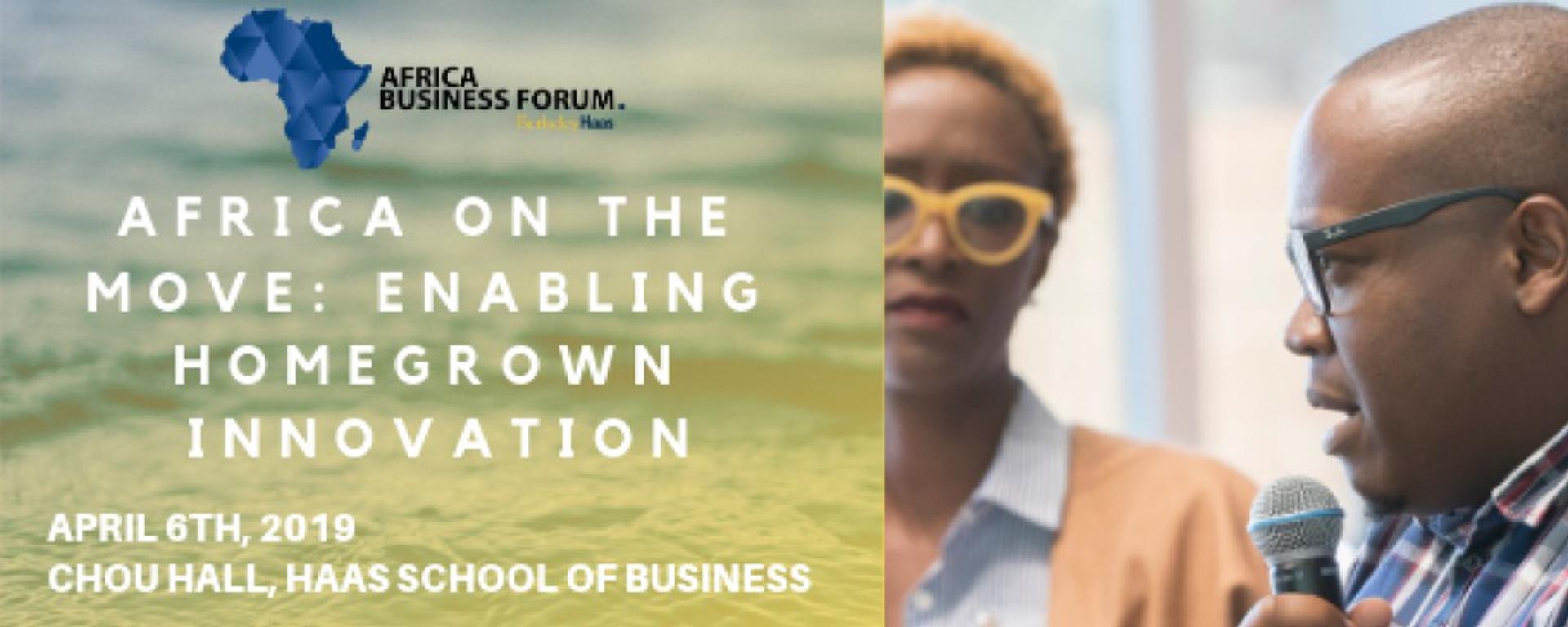 Berkeley-Haas School of Business - Berkeley-Haas Africa Business Forum Movemeback African event cover image