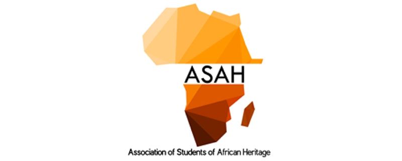 Association of Students of African Heritage logo - Movemeback African event