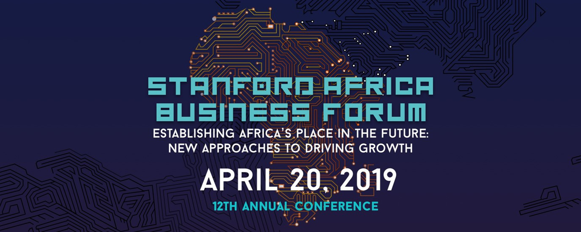Stanford Africa Business Forum 2019 at Stanford Graduate School of