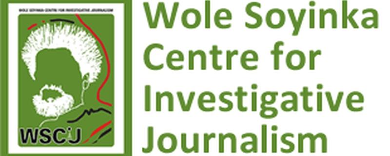 Wole Soyinka Centre for Investigative Journalism logo - Movemeback African initiative