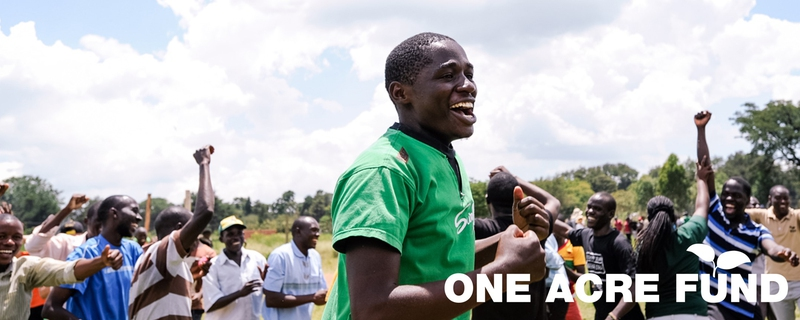 One Acre Fund - Leadership Opportunity Movemeback African opportunity cover image