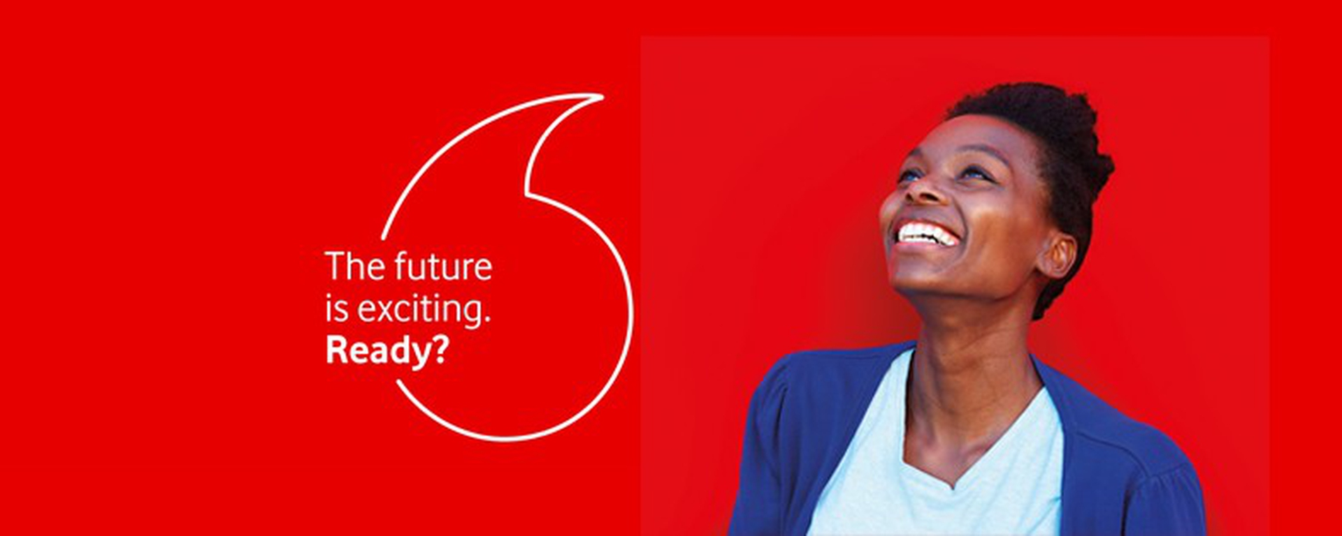 Vodafone - Strategy Role Movemeback African opportunity cover image