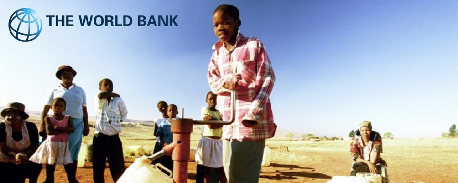 The World Bank - Finance Role Movemeback African opportunity cover image