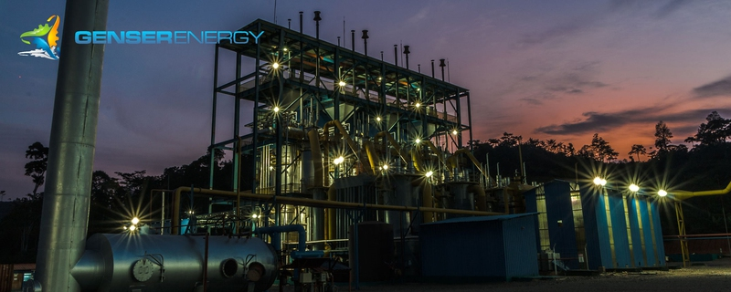 Genser Energy - Sales Opportunity Movemeback African opportunity cover image