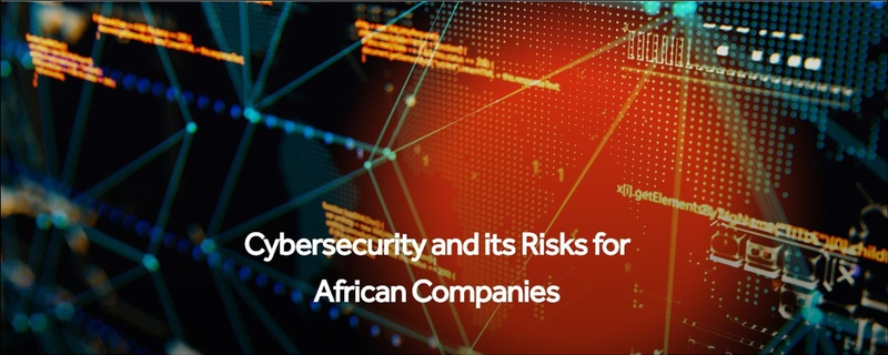 Invest Africa - Cybersecurity and its Risks for African Companies Movemeback African event cover image