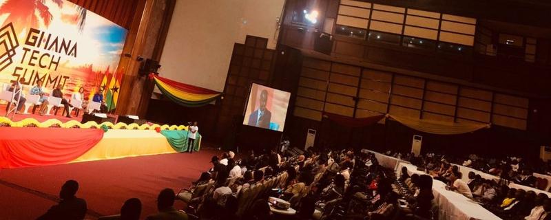 Ghana Tech Summit - Ghana Tech Summit 2020 (3rd Annual) Movemeback African event cover image