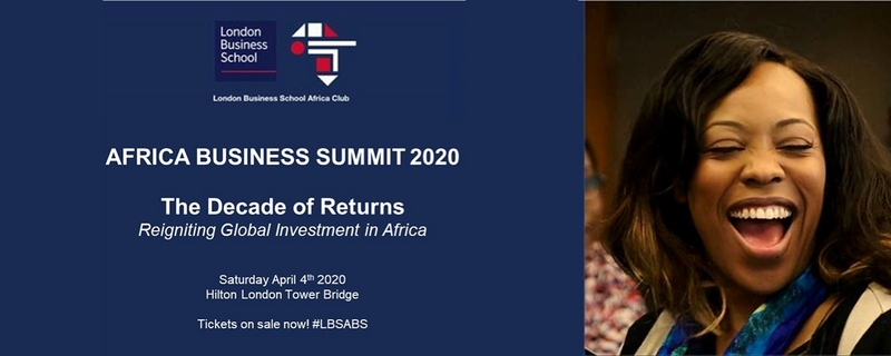 London Business School Africa Club - Africa Business Summit 2020 Movemeback African event cover image