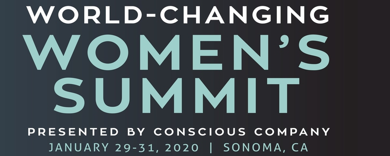 Conscious Company Media - 2020 World-Changing Women's Summit Movemeback African event cover image
