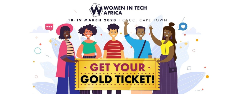 Women in Technology World Series - Women in Tech Africa 2020 Movemeback African event cover image