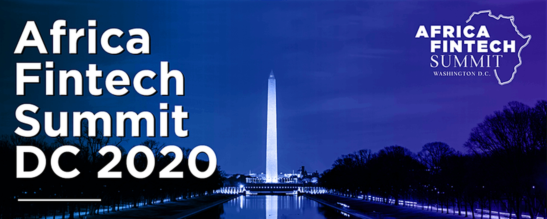 The Africa Fintech Summit - Africa Fintech Summit DC 2020 Movemeback African event cover image