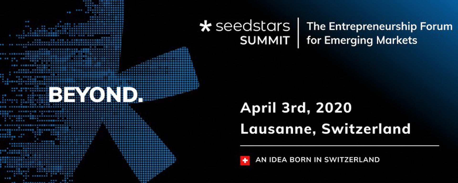 Seedstars - Seedstars Summit 2020 Movemeback African event cover image