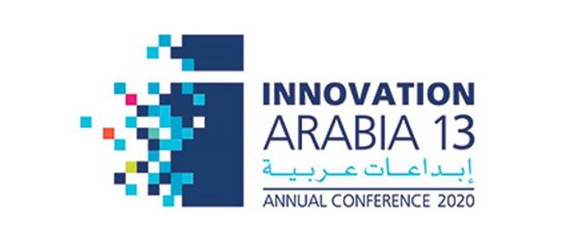 Innovation Arabia logo - Movemeback African event