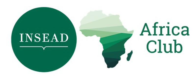 INSEAD Africa Club logo - Movemeback African event