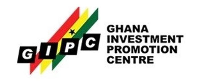 Ghana Investment Promotion Centre logo - Movemeback African event