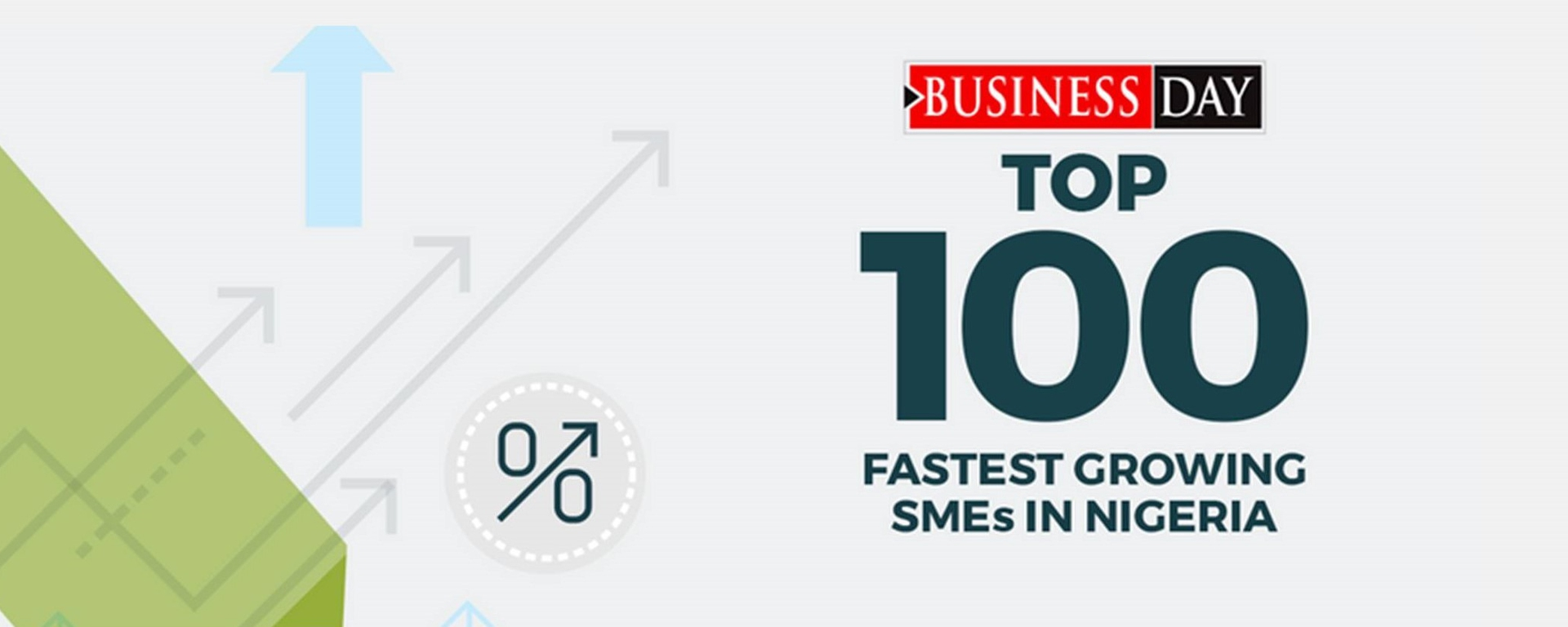 Business Day - The Top 100 Fastest Growing SMEs Award Movemeback African event cover image