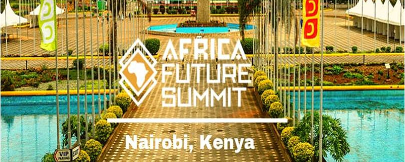 Africa Future Summit - Africa Future Summit (Kenya) Movemeback African event cover image