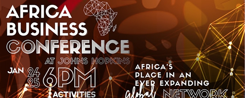 Hopkins Africa Business Club - Africa Business Conference Movemeback African event cover image