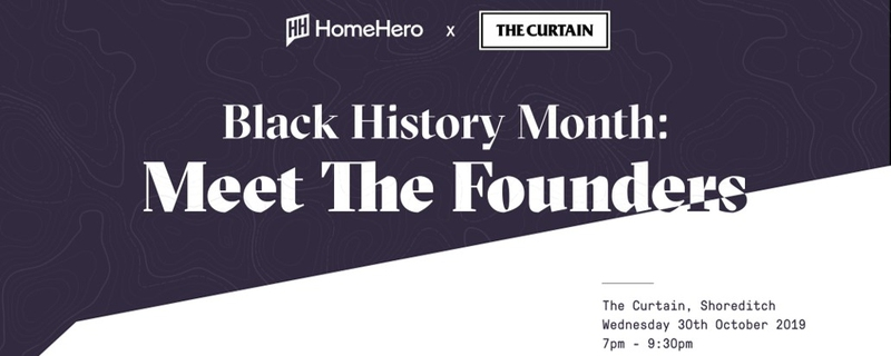 HomeHero - Black History Month: Meet The Founders Movemeback African event cover image