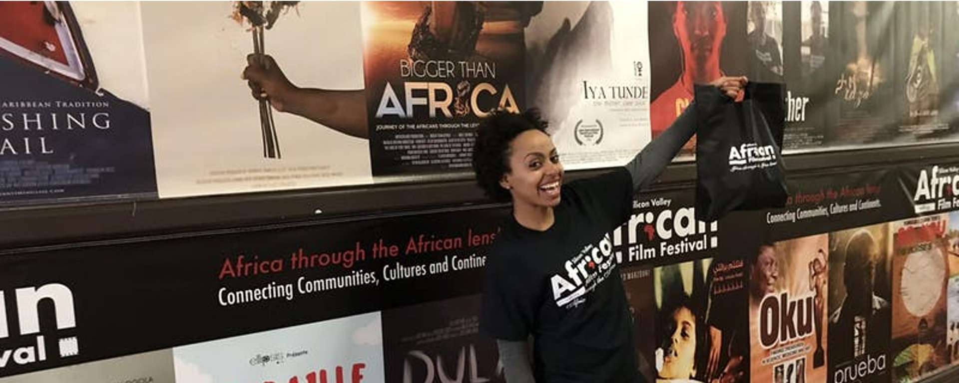 Silicon Valley African Film Festival (SVAFF) - 10th Annual Silicon Valley African Film Festival Movemeback African event cover image