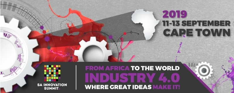 SA Innovation Summit - SA Innovation Summit 2019 Movemeback African event cover image