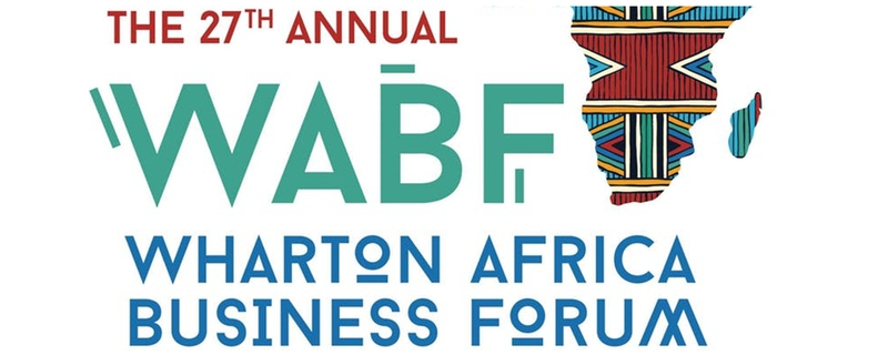 Wharton Africa Student Association - 27th Annual Wharton Africa Business Forum Movemeback African event cover image
