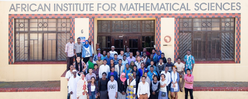 African Institute for Mathematical Sciences (AIMS) - AIMS Master's Degree Movemeback African initiative cover image