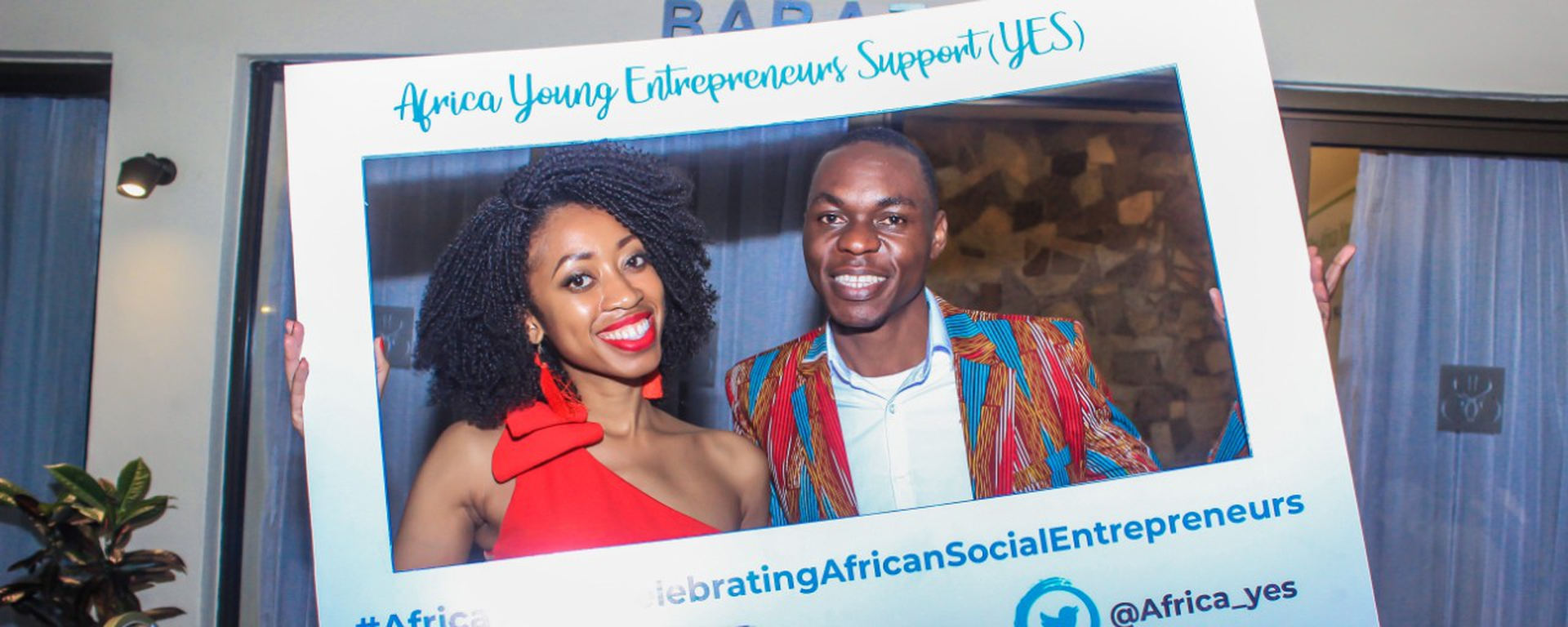 Africa YES Centre - Africa Young Entrepreneur Support (YES) Program Movemeback African initiative cover image