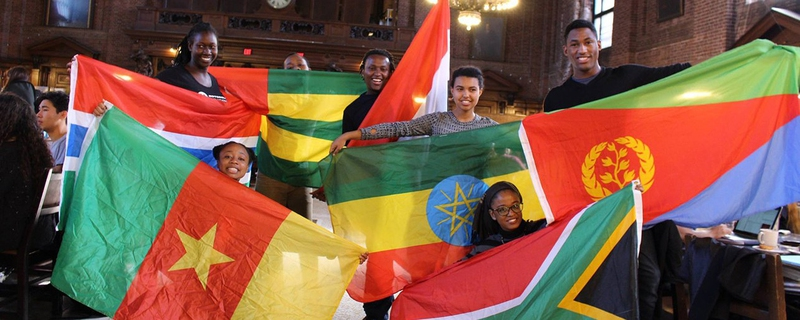 Yale Africa Initiative - Yale Young African Scholars Movemeback African initiative cover image