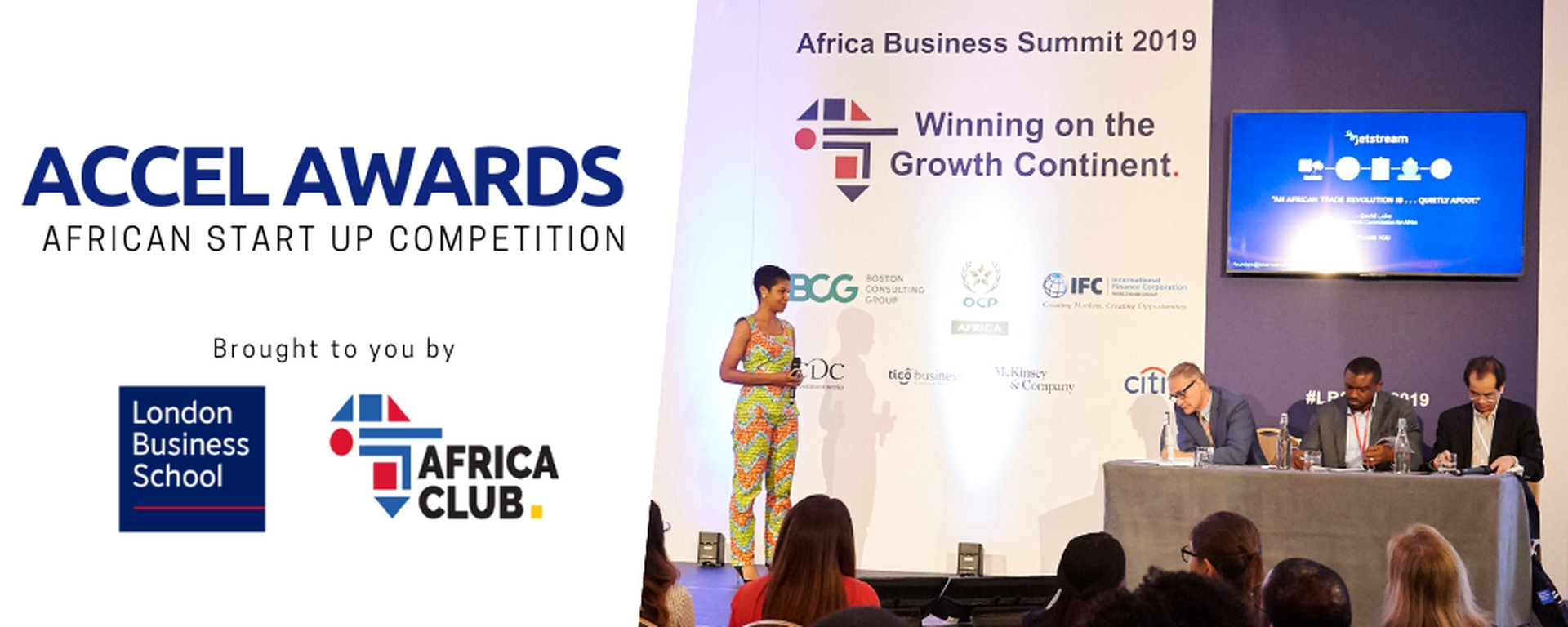 London Business School Africa Club - ACCEL Awards Movemeback African initiative cover image