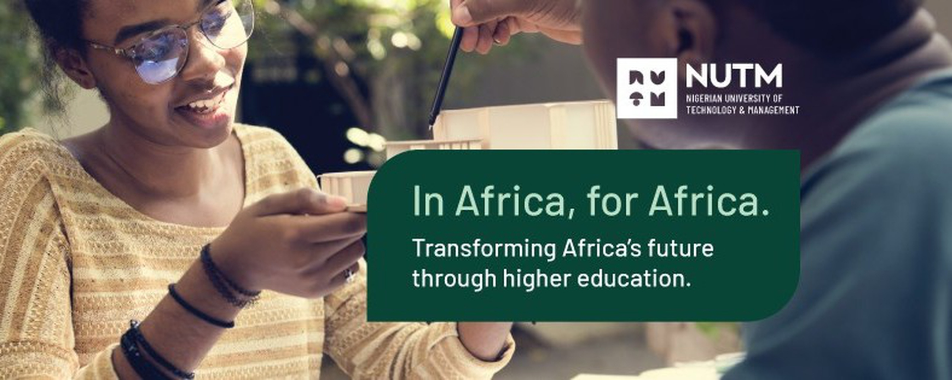 Nigerian University of Technology and Management (NUTM) - NUTM Scholars Program Movemeback African initiative cover image