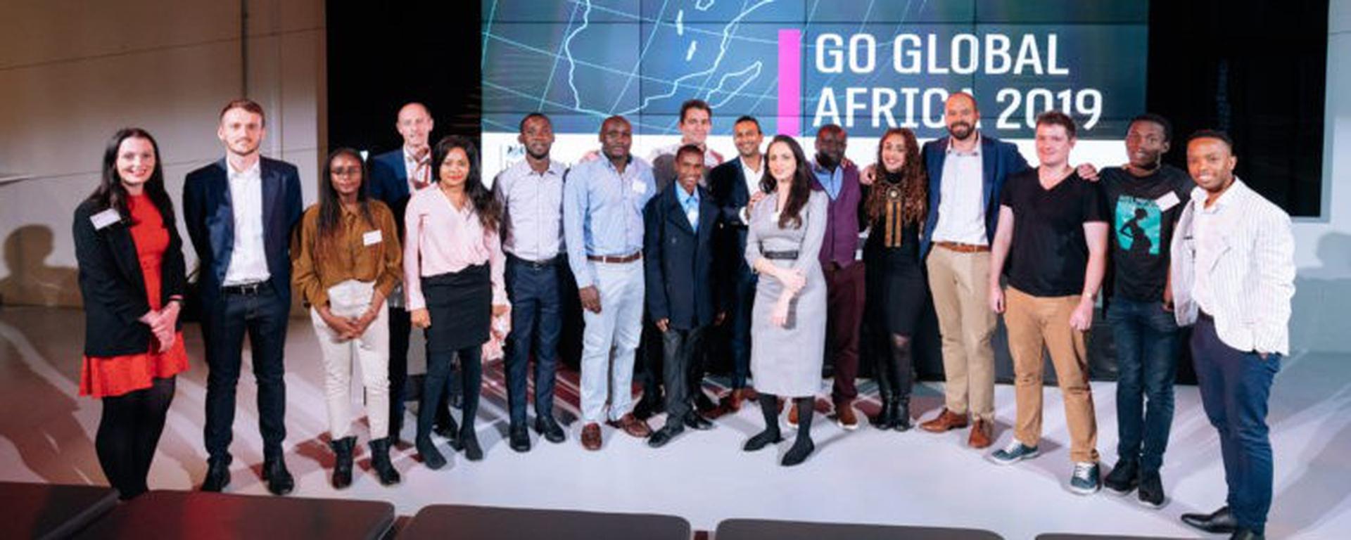 International Tech Hub Network (ITHN) - Go Global Africa 2020 Movemeback African initiative cover image