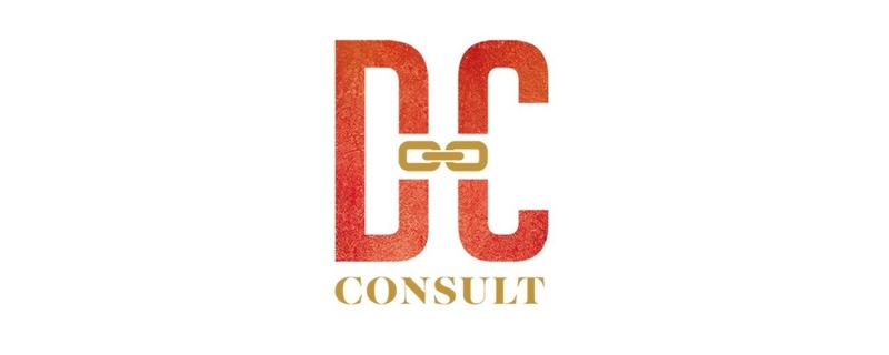 DC Consult International logo - Movemeback African event