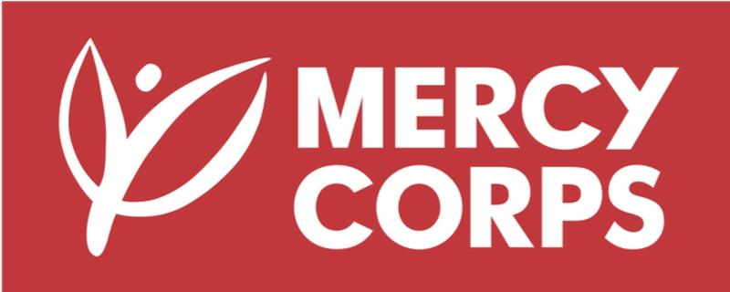 Mercy Corps logo - Movemeback African opportunity
