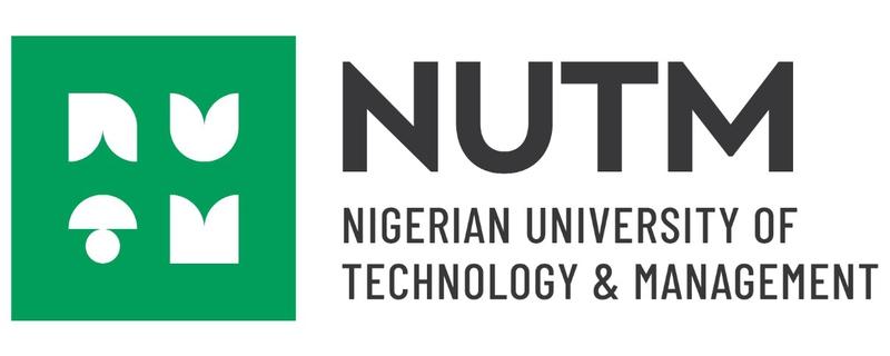Nigerian University of Technology and Management (NUTM) logo - Movemeback African initiative