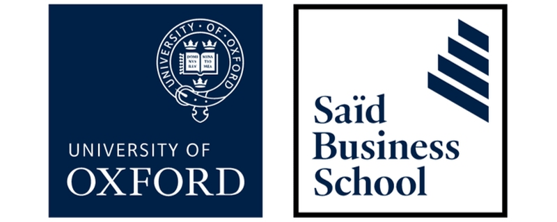 Saïd Business School, University of Oxford logo - Movemeback African initiative