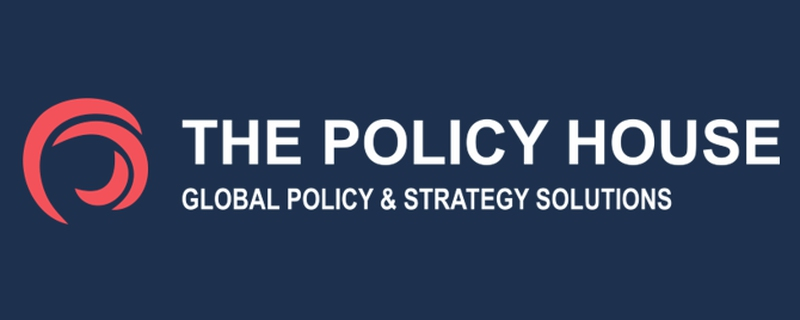 The Global Policy House logo - Movemeback African event
