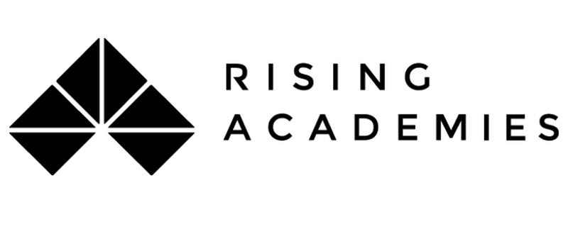 Rising Academy Network logo - Movemeback African opportunity