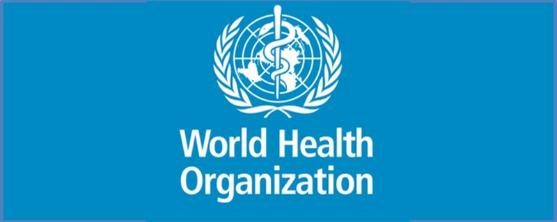 World Health Organization logo - Movemeback African initiative