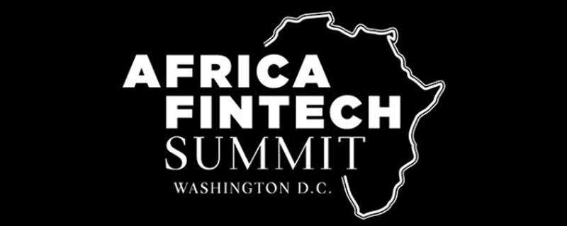 The Africa Fintech Summit logo - Movemeback African event
