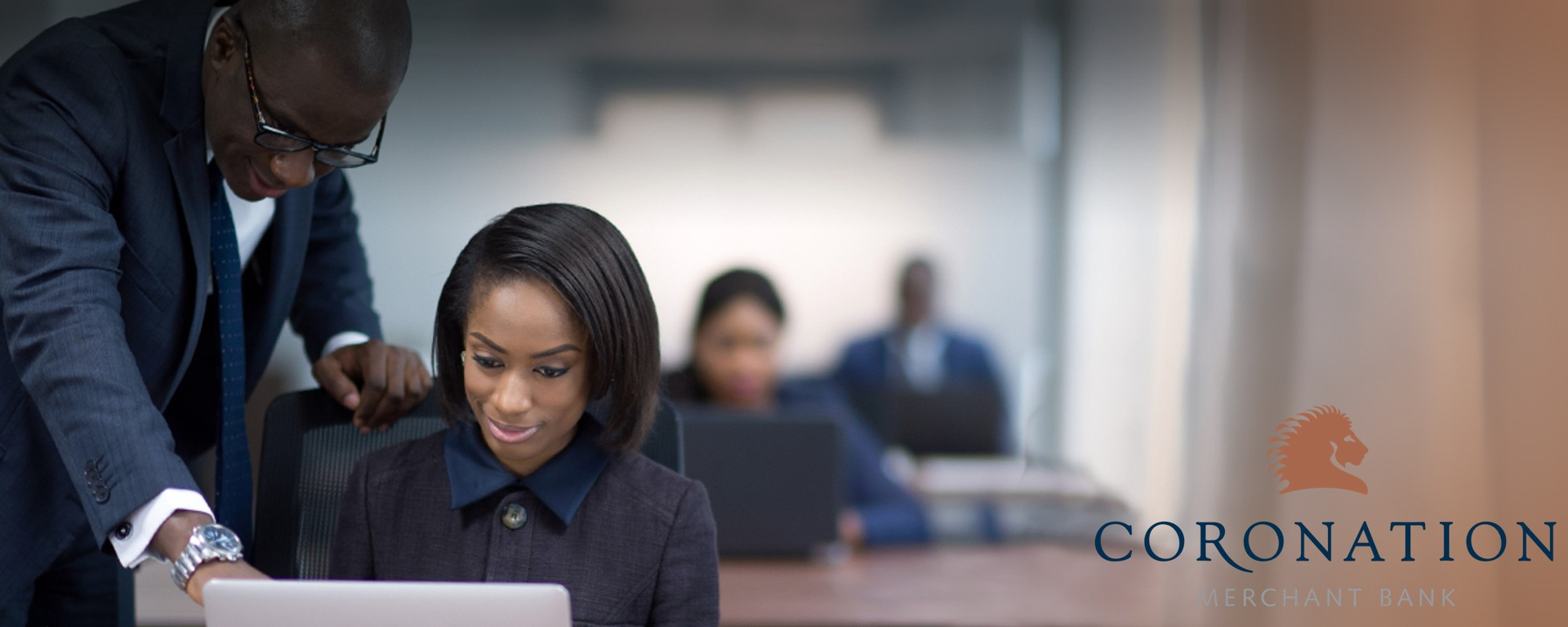 Coronation Merchant Bank - Leadership Role Movemeback African opportunity cover image