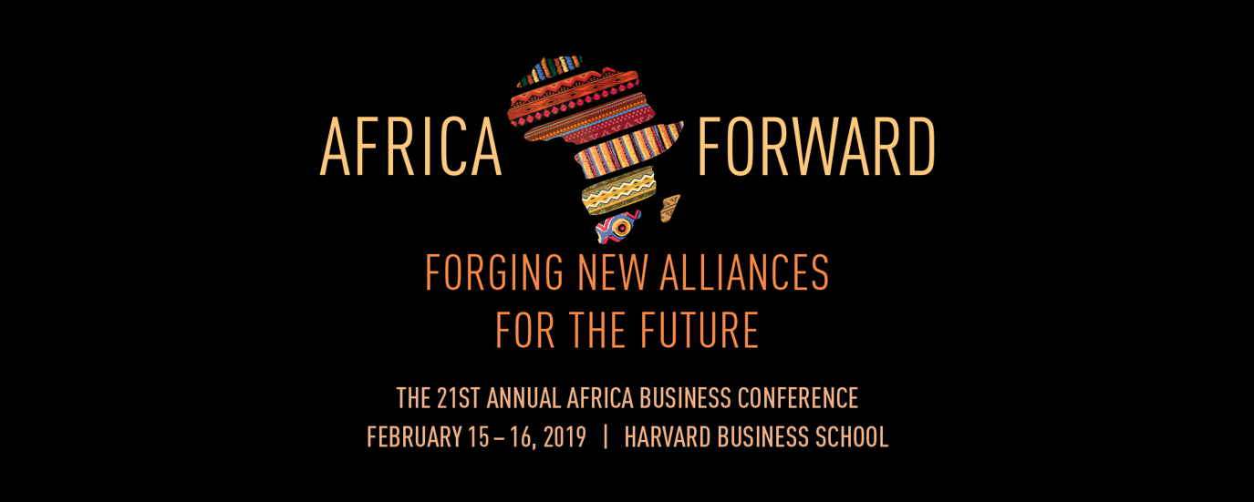Harvard Business School Africa Business Conference 2019