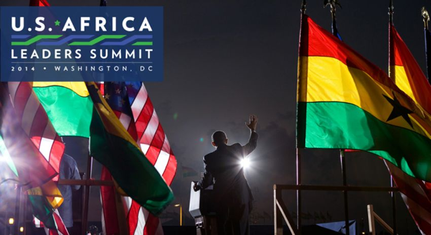 Obama US Africa Leaders Summit