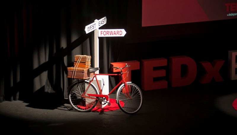 TEDx Euston & Movemeback in Huffington Post