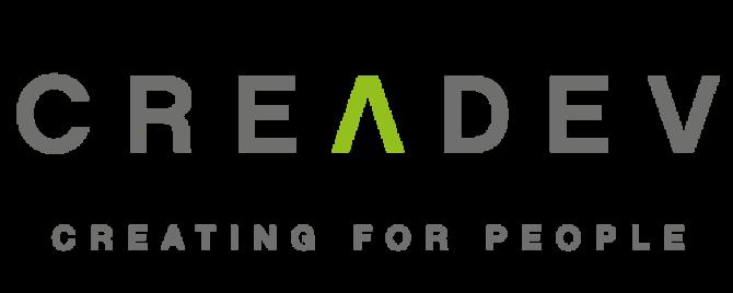 Creadev logo - Movemeback African opportunity