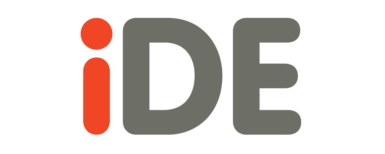 iDE Ghana logo - Movemeback African opportunity